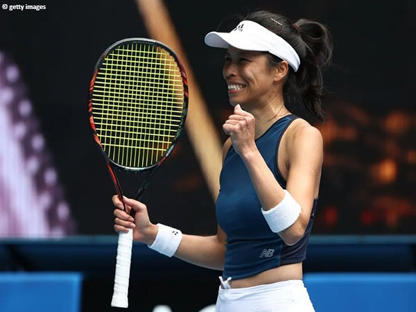 Hsieh Su Wei lolos ke perempatfinal Australian Open 2021 tanpa banyak kendala