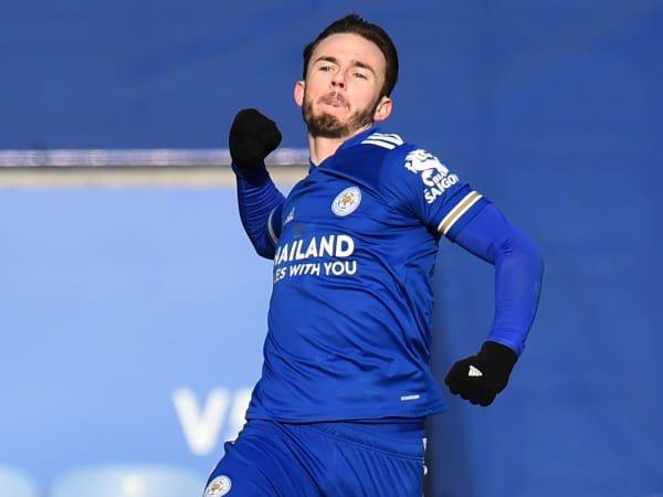 Maddison Ungkap Rencana Permainan Leicester untuk Kalahkan Liverpool