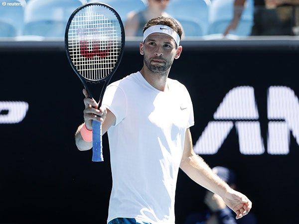 Grigor Dimitrov semakin dekat dengan final Grand Slam pertama dalam kariernya