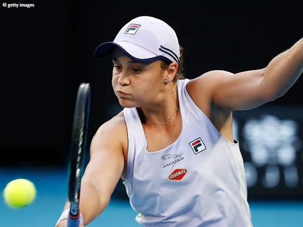 Ashleigh Barty melenggang ke perempatfinal Australian Open untuk kali ketiga secara beruntun
