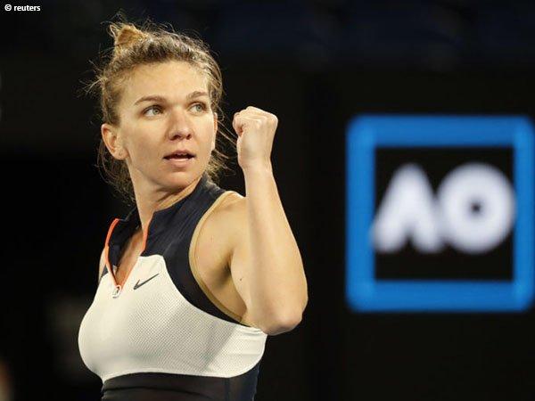 Simona Halep tak gentar hadapi Serena Williams di perempatfinal Australian Open 2021