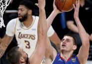 Nikola Jokic Pimpin Nuggets untuk Hentikan Lakers