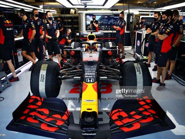 Red Bull akuisisi power unit Formula 1 Honda
