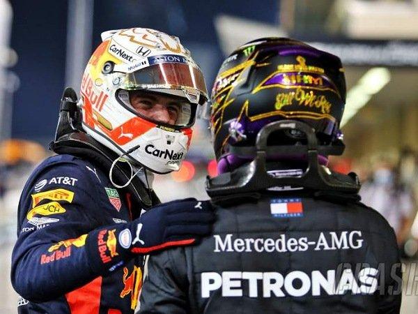 Bos Red Bull meyakini Verstappen akan menjadi incaran Mercedes saat Hamilton memutuskan pergi.