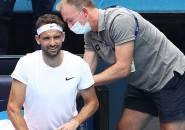 Grigor Dimitrov Ungkap Cedera Yang Akhiri Langkahnya Di Australian Open