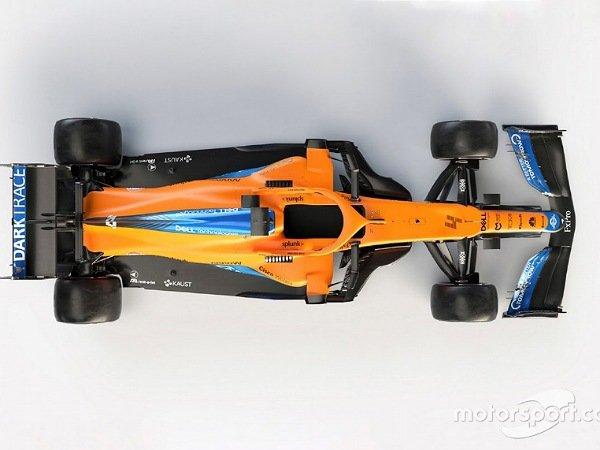 McLaren jadi tim pertama yang kenalkan mobil untuk F1 2021