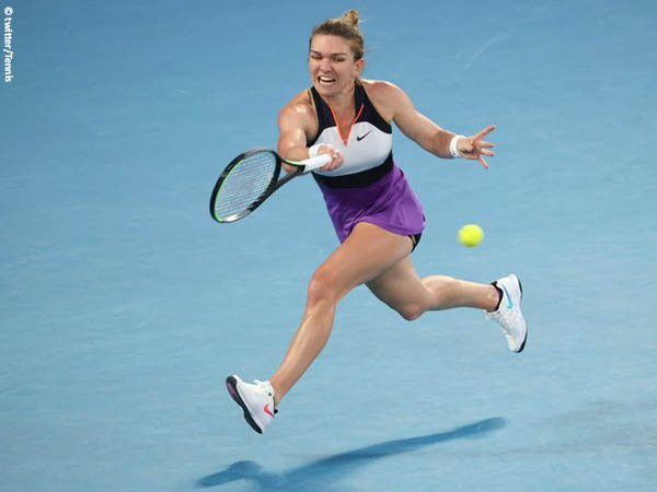 Langkah Simona Halep terhenti di perempatfinal Australian Open 2021