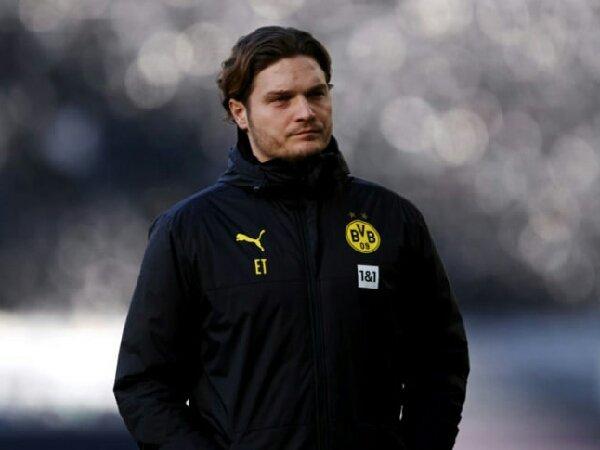 Dortmund ingin Edin Terzic jadi staf pelatih Marco Rose untuk musim depan