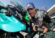 Franco Morbidelli Ingin Kalahkan Duo Suzuki Musim Depan