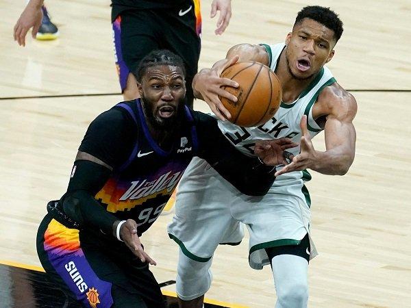Performa buruk Milwaukee Bucks tidak buat Giannis Antetokounmpo panik.