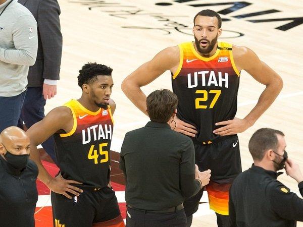 Magic Johnson prediksi Utah Jazz bisa tembus laga final NBA 2021.