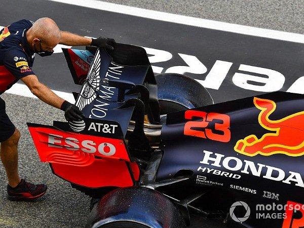 Red Bull tetap terbuka dengan investor