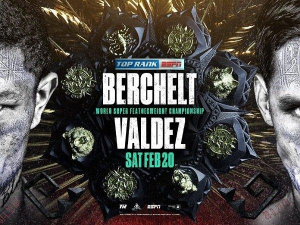 Valdez miliki beberapa rencana untuk kalahkan Berchelt
