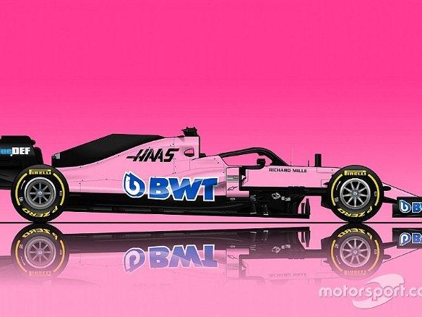 BWT dikabarkan tengah menjalin komunikasi dengan Haas dan Williams