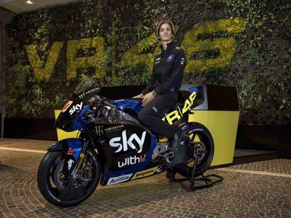 Ducati ubah ukuran motor agar lebih sesuai dengan postur Luca Marini.