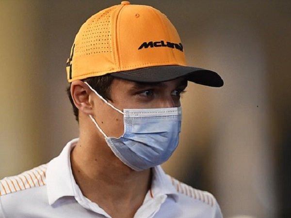 Pebalap McLaren, Lando Norris. (Images: F1)