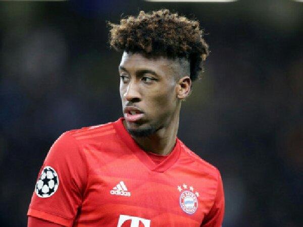 Bayern Munich khawatir jika Kingsley Coman tertarik bergabung ke MU