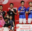 Breaking News: BWF Tunda Turnamen Indonesia Open 2021