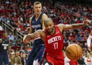 Laga Mavericks vs Rockets Ditunda Karena Cuaca Ekstrem