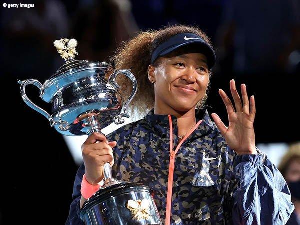 Naomi Osaka kantongi gelar Grand Slam keempat dalam kariernya di Australian Open 2021
