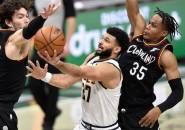 Jamal Murray Mengamuk, Denver Nuggets Permalukan Cleveland Cavaliers