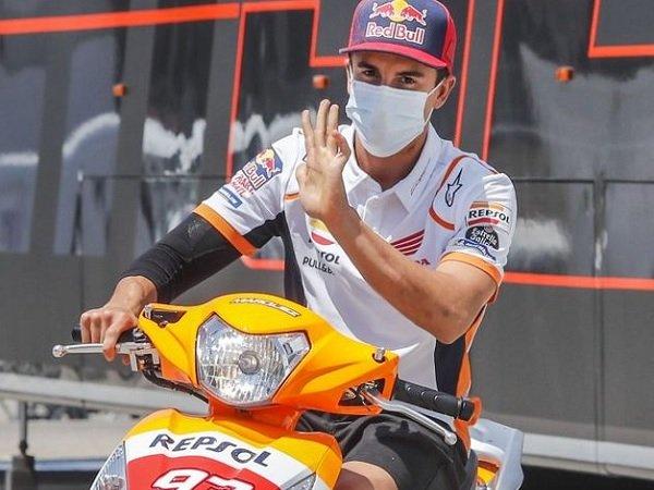 Marc Marquez, MotoGP 2020