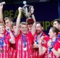 Denmark Angkat Trofi Kejuaraan Beregu Campuran Eropa 2021