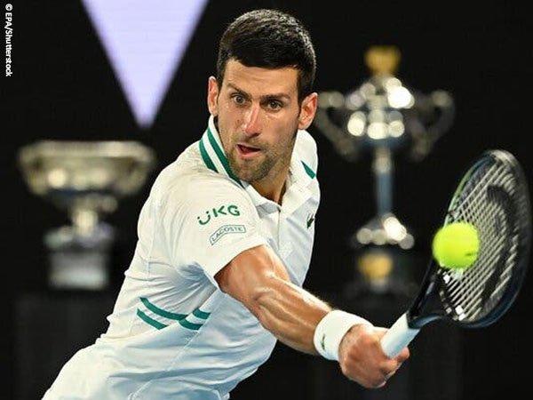 Novak Djokovic tantang Daniil Medvedev di final Australian Open 2021