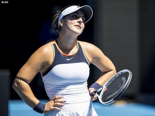 Demi tampil prima di Miami Open 2021, Bianca Andreescu pilih mundur dari tiga turnamen