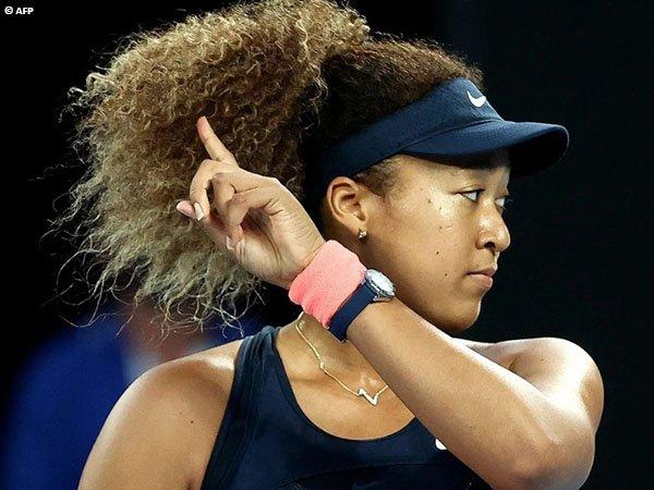 Berkat kemenangan Australian Open 2021, Naomi Osaka naik satu peringkat