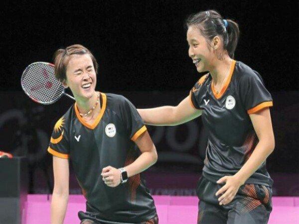 Yap Cheng Wen Terimakasih Kepada Vivian Atas Bimbingannya di Tim Nasional