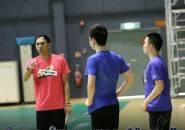 Flandy Limpele Desak Pemainnya Tunjukan Tekad & Kerja Keras di Swiss Open
