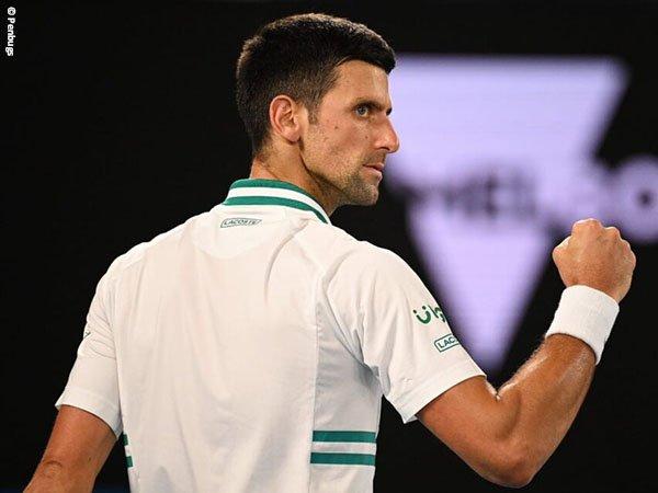 Setelah terpisah cukup lama, Novak Djokovic rindukan anak-anak dan istrinya