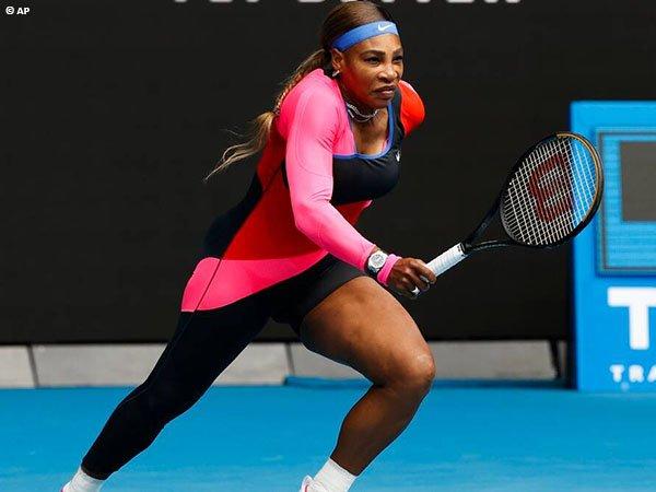 Serena Williams masih yakin bahwa ia bisa mengklaim gelar Grand Slam ke-24 dalam kariernya