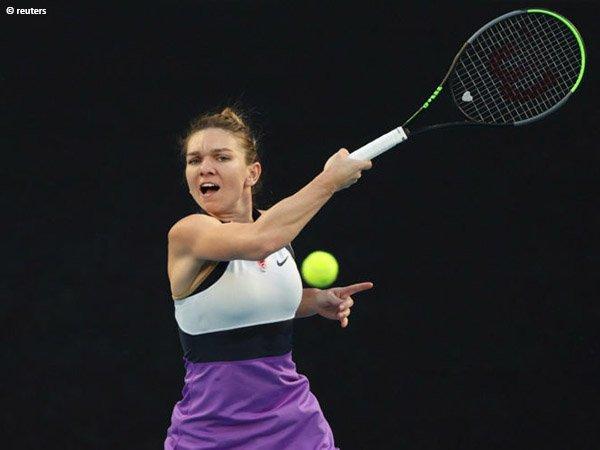 Simona Halep putuskan mundur dari Qatar Open 2021