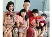 Sisi Lain Dari Chan Peng Soon, Sang Ayah Dengan Empat Orang Anak