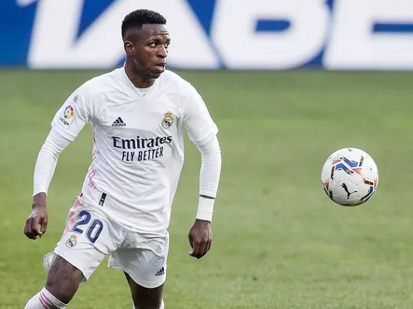 Penyerang Real Madrid, Vinicius Junior. (images: Getty)