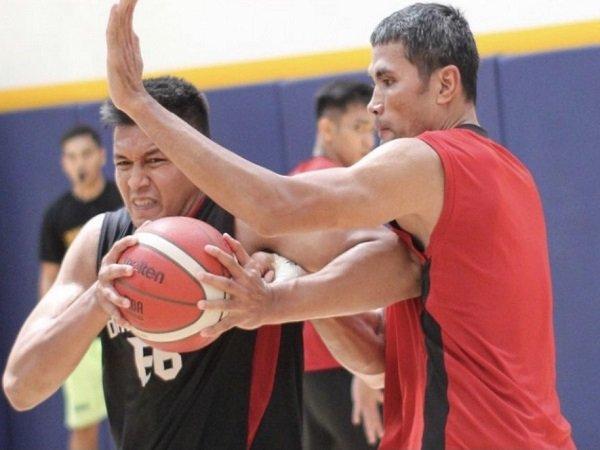 Isman Thoyib ingin tularkan etos kerja positif pada pemain muda Bima Perkasa.