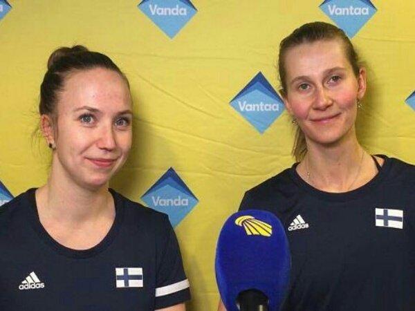 Kebanggaan Para Pemain Finlandia Jadi Tuan Rumah Kejuaraan Beregu Campuran Eropa 2021