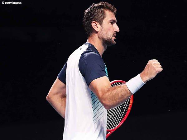 Marin Cilic melaju ke perempatfinal Singapore Tennis Open 2021