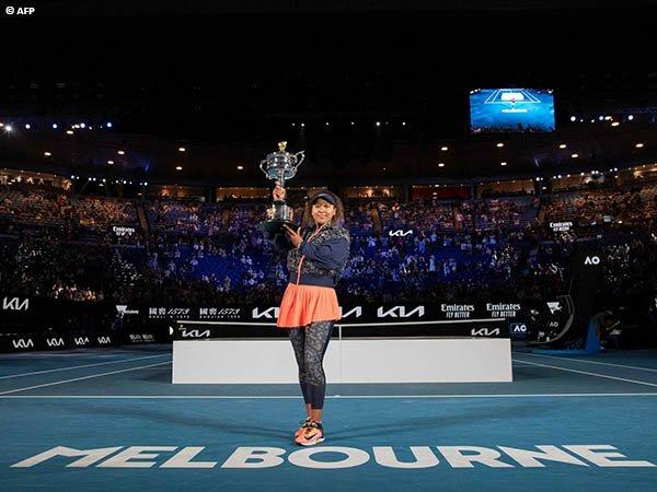 Naomi Osaka berharap kemenangannya bisa menginspirasi dan memberi kekuatan