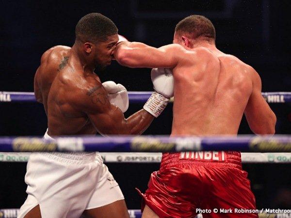 Promotor Matchroom Boxing Eddie Hearn yakin Anthony Joshua dapat kalahkan Tyson Fury