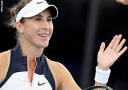 Tampil Memukau, Belinda Bencic Dihadiahi Tiket Perempatfinal Di Adelaide