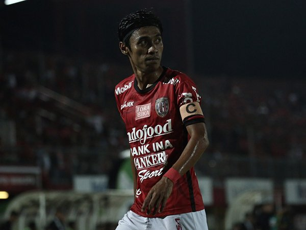 Fadil Sausu perpanjang masa bakti di Bali United