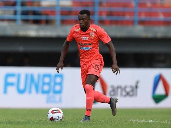 Borneo FC resmi perpanjang kontrak penyerang naturalisasi, Guy Junior