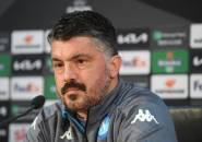 Gennaro Gattuso Akui Bertanggung Jawab Atas Performa Buruk Napoli