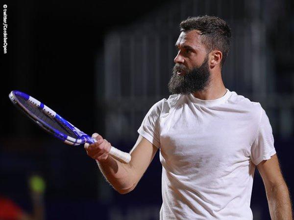 Benoit Paire melaju ke perempatfinal Cordoba Open 2021