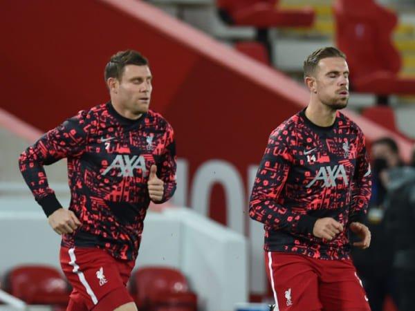 Liverpool Dinilai Hanya Punya Tiga Kapten di Dalam Tim