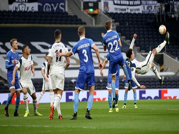 Mourinho senang Dele Alli telah kembali ke performa terbaiknya