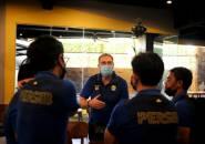 Robert Ungkap Persiapan Persib Jelang Latihan Perdana Pasca Libur
